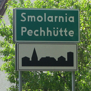 Dwujęzyczne nazwy miejscowości