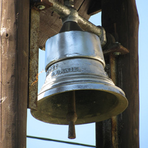 Dzwonek zmarłych powrócił na swoje miejsce