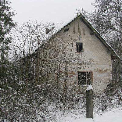 """""""Opuszczony dom"""" (grudzień 2012 r.)"""