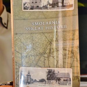 Promocja monografii Smolarni