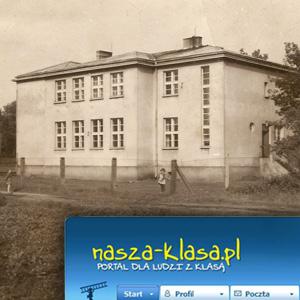 Nasza dawna szkoła na Naszej Klasie