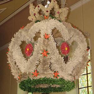 Dożynki parafialne 2007