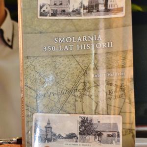 3 lata temu ukazała się monografia Smolarni