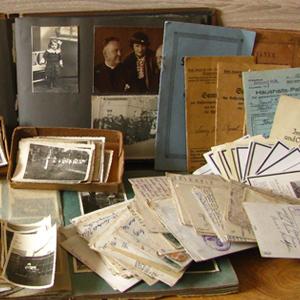 Archiwalne zdjęcia i dokumenty