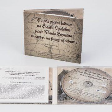 Ponad 100-letnie pieśni ze Smolarni, Dziedzic i Racławiczek na płycie CD