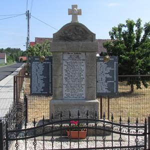 Miejsca pamięci I wojny światowej