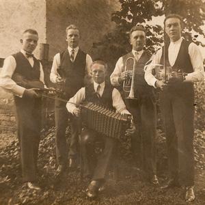 Orkiestra Lubczyków sprzed ponad 100 lat