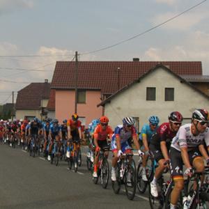 Tour de Pologne przejechał przez Smolarnię