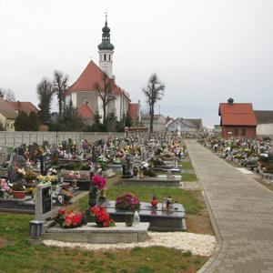 Historia katolickiego cmentarza z Racławiczek