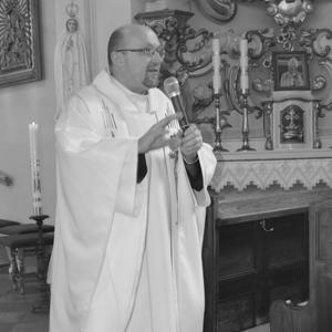 Pogrzeb zmarłego księdza Ryszarda Michalika