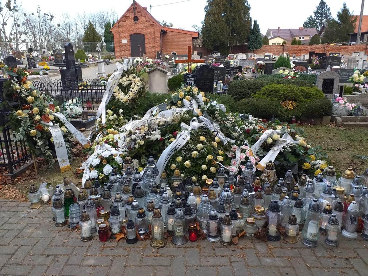 Miejsce wiecznego spoczynku księdza Michalika